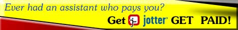 Jotter - Make Cash on the Net